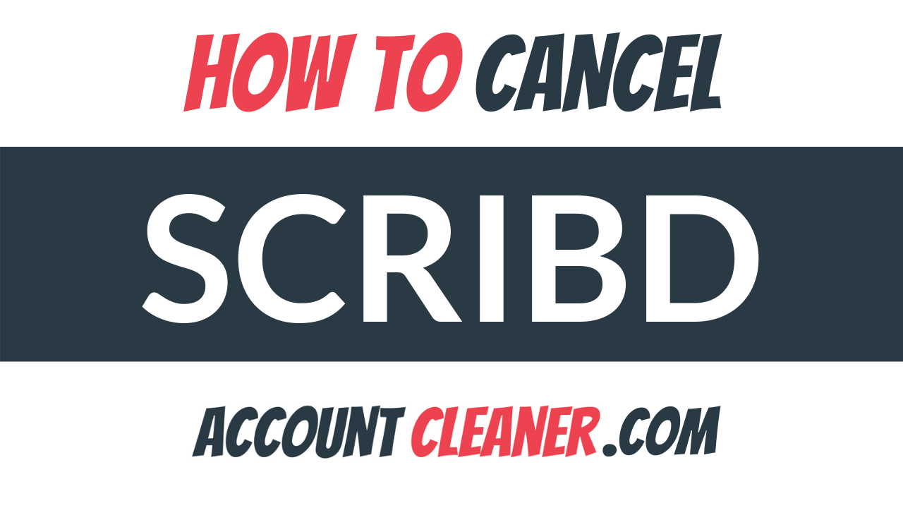 How to Cancel Scribd